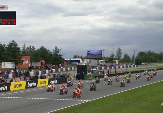GP Rep. Checa 2014: Resultados de la carrera de MotoGP