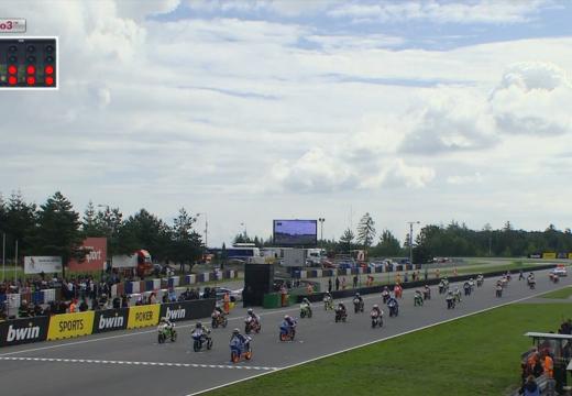 GP Rep. Checa 2014: Resultados de la carrera de Moto3