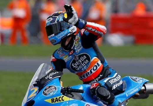 Alex Márquez dará el salto a Moto2 con el Marc VDS