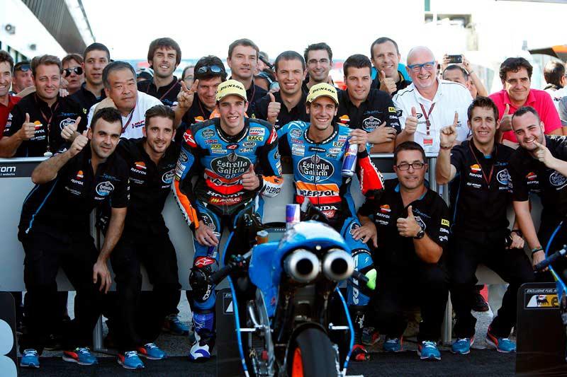 13 GP San Marino 11, 12, 13 y 14 de septiembre de 2014. Moto3, M3, m3