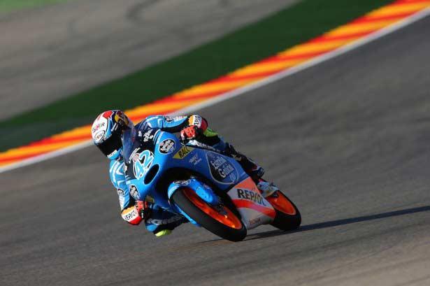 14 GP Aragon 25, 26, 27 y 28 de septiembre de 2014. Moto3, M3, m3