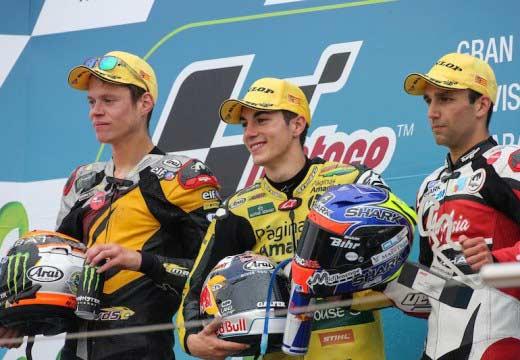 GP Aragón 2014: Viñales vence y Rabat refuerza su liderato
