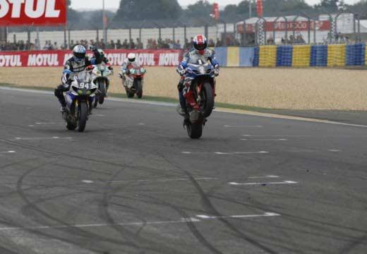 El SERT vence las 24 Horas de Le Mans