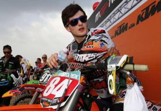Herlings correrá en la última prueba de MXGP en México