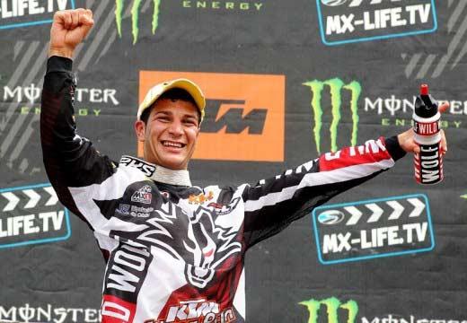 Butrón ficha con Marchetti KTM para correr en MXGP