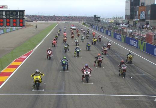 GP Aragón 2014: Resultados de la carrera de Moto2