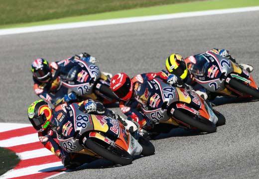 Aragón coronará al rey de la Red Bull Rookies Cup 2014