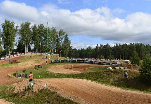 Kegums se prepara para la 68º edición del Motocross de las Naciones