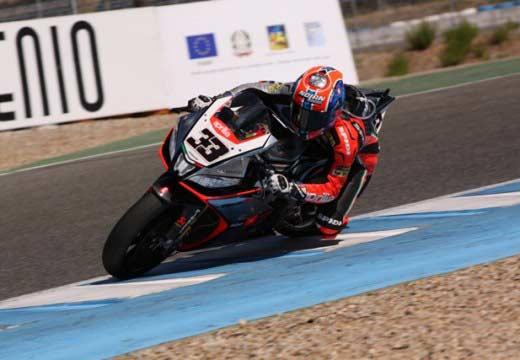 WSBK Jerez 2014: Melandri consigue su cuarta victoria del año en Jerez