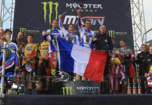 MXoN Kegums 2014: Francia consigue su segundo título de las naciones