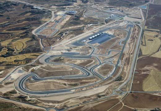 GP Aragón 2014: Previa y horarios