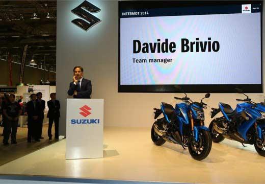 Suzuki por fin confirma que estará en MotoGP en 2015