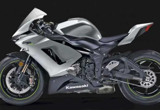 ¿Será así la nueva Kawasaki H2?