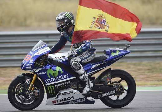 GP Aragón 2014: Lorenzo gana en la tormenta perfecta