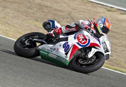 Michael van der Mark seguirá ligado a Honda en SBK