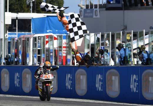 GP San Marino 2014: Rabat se lleva el triunfo en Moto2