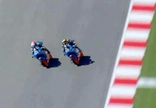 Resultados en Moto3 del GP de San Marino