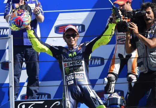 GP de San Marino 2014: Rossi vuelve tras 5 años de ausencia