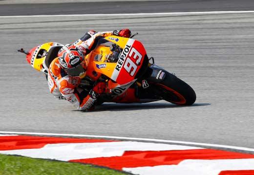 GP Malasia 2014: Miller, Márquez y Rabat en pole