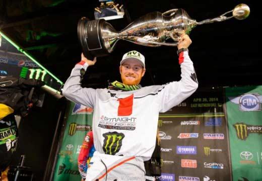 Villopoto y Tixier serán los pilotos estrella de Kawasaki en MXGP