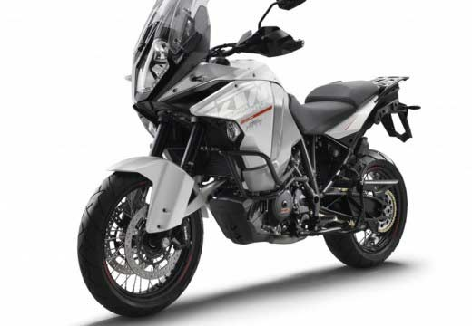 KTM 1290 Super Adventure en el Intermot