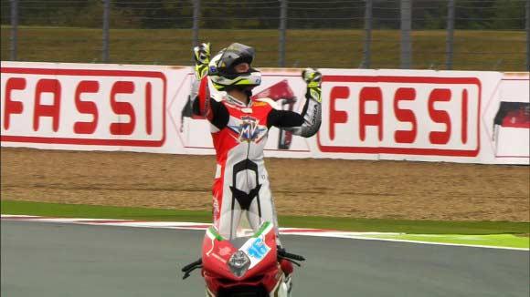WSSP Magny-Cours 2014: Cluzel consigue en casa la tercera victoria del año