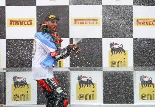 STK1000 Magny-Cours 2014: Leandro Mercado se proclama campeón