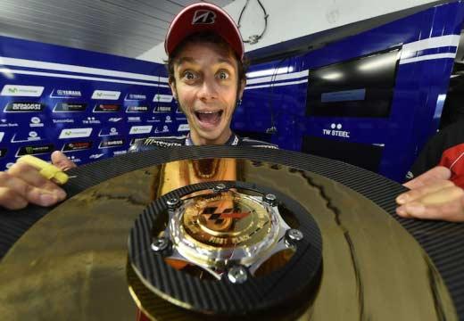 GP Australia 2014: Rossi, Viñales y Miller se hacen con la victoria