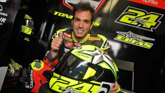 JR Racing confirma a Elías y Badovini para la temporada 2015 de WSBK