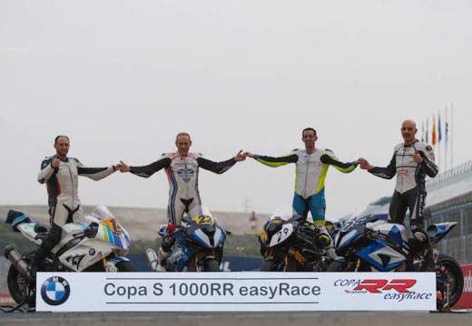 La copa easyRace se despidió en Jerez