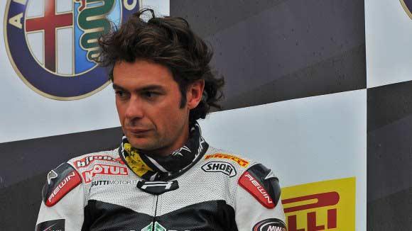Rolfo será piloto del Team Lorini en Supersport para 2015
