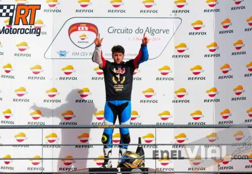 FIM CEV Portimao: Raffin y Quartararo logran el título