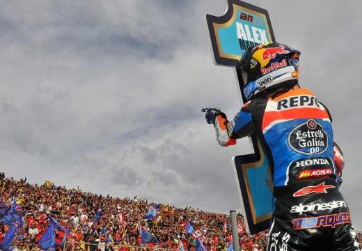 GP Valencia 2014: Los Márquez hacen historia