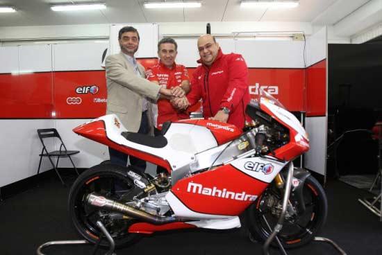 """Aspar: """"Mahindra tiene las ganas y el potencial suficientes para diseñar una moto muy competitiva"""""""